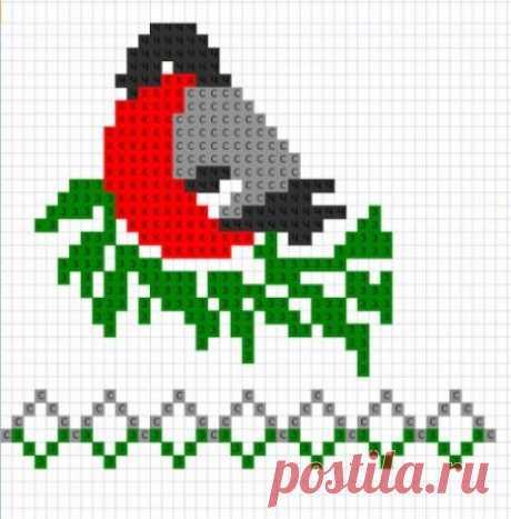 Детские схемы-рисунки для вязания спицами (подборка идей) — Партнерки, обзоры