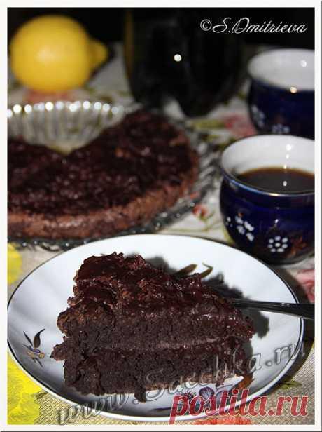 Шоколадный торт с пепси-лайт по дюкану рецепт с фото.