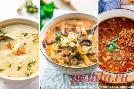 7 роскошных супов со всего мира, которые можно приготовить за 30 минут – БУДЬ В ТЕМЕ