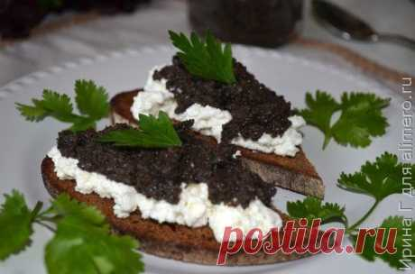 👌 Оливковая паста, рецепты с фото