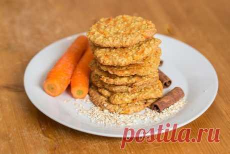 5 лучших рецептов морковного печенья | Кулинарная статья на koolinar.ru