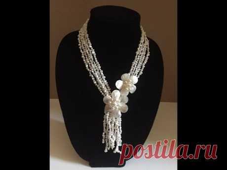 7cfcb1206e12 Como Hacer un Collar de Perlas