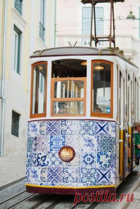 Прогулка по Лиссабону, Португалия