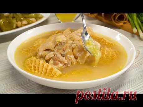 Настоящий ХАШ. Вкусный и полезный суп, который подают не только с утра! Рецепт от Всегда Вкусно!