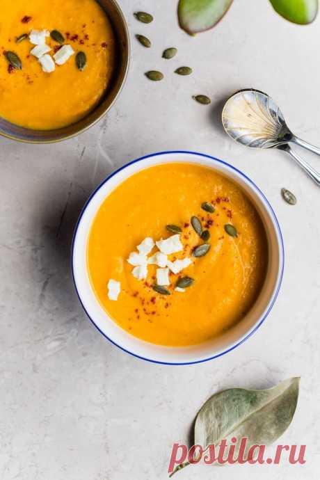 Простой рецепт вкусного супа из тыквы на молочной основе | Журнал Домашний очаг