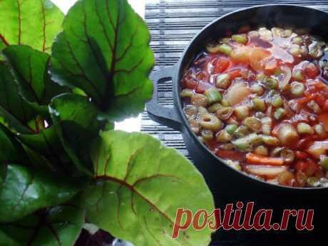 7 unique ancient recipes of beetroot soups — Tasty recipes