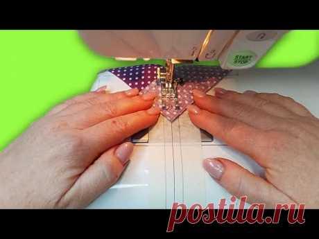 Швейные подсказки и хитрые приспособления, которые помогают в шитье(подборка № 8)/sewing life hacks