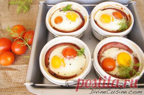 Завтрак для ленивых – пошаговый рецепт с фотографиями