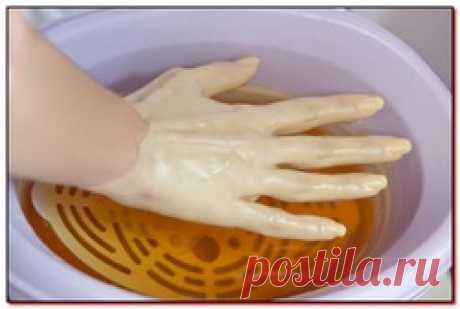 Парафиновые ванночки для рук - неизменно превосходный результат! | Секреты молодости и красоты
