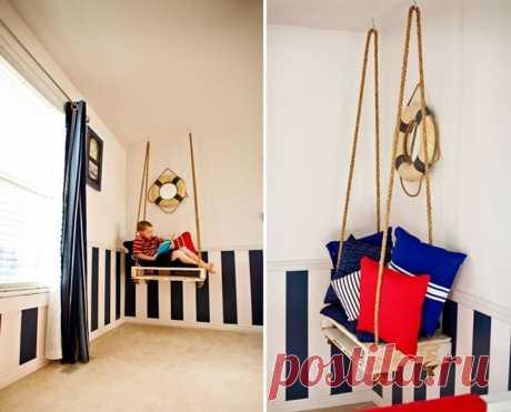 Кресла-качели для вашего дома
