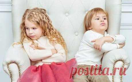 Что делать, если брат и сестра не дружат?   Люблю Себя