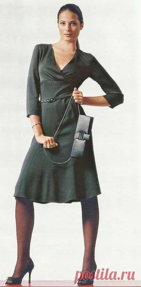 Маленькое черное платье | Шью * Вяжу * Вышиваю