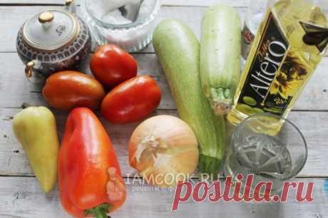 Лечо «Анкл Бенс» — рецепт с фото пошагово