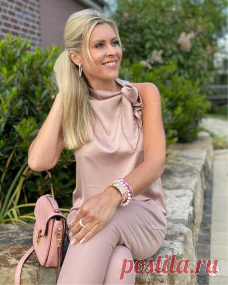 5 материалов и тканей, которые делают зрелую женщину роскошной | Модная лаборатория | Яндекс Дзен