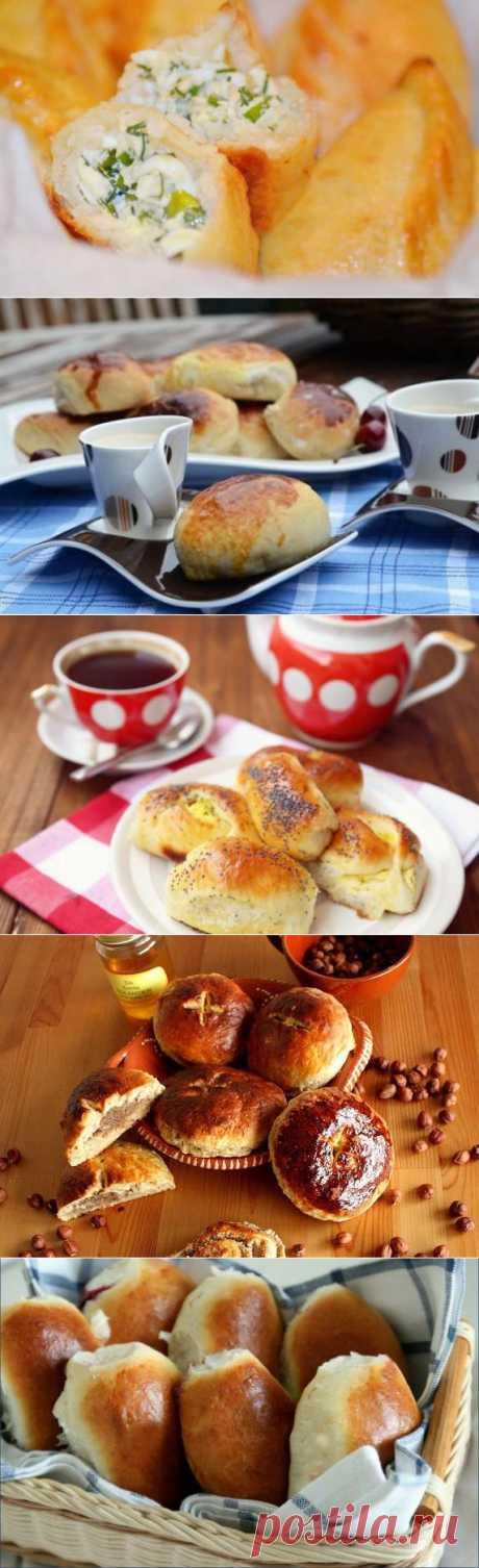 Рецепты пирожков на Радоницу