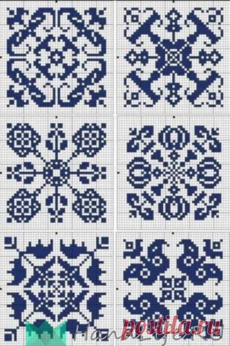 Winter Jacquard \/ Knitting