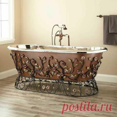 Очень красивая ванна!
