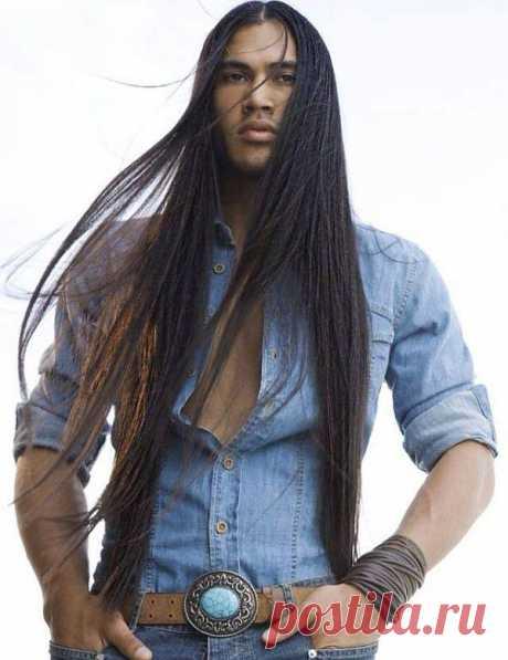 Long hair world: Photo