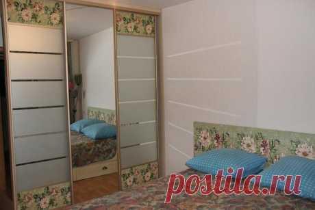 Спальня. Комната для отдыха. Создай её вместе с нами.
