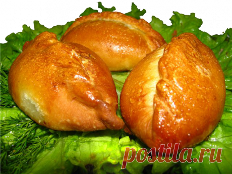 "As it is beautiful to \""zashchipnut\"" pies"