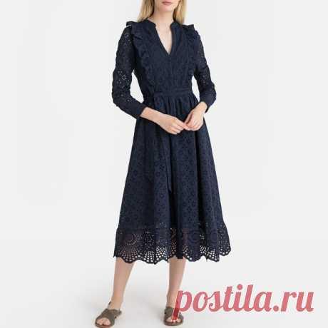 платье-рубашка на  ларедут