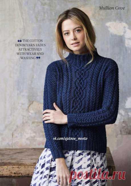 "Пуловер ""Mullion cove"" от Sarab Hatton"