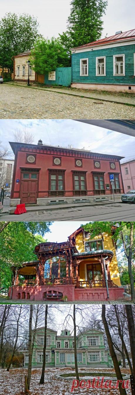 Успейте увидеть: где искать в Москве сохранившиеся деревянные дома | Москва. Детали | Яндекс Дзен