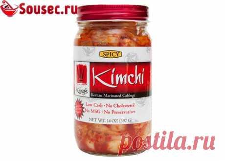 Соус Кимчи: история, состав и рецепт приготовления
