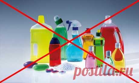 Как не травить свою семью и чем дома заменить вредную бытовую химию | 🛠 Гуд ворк | Яндекс Дзен