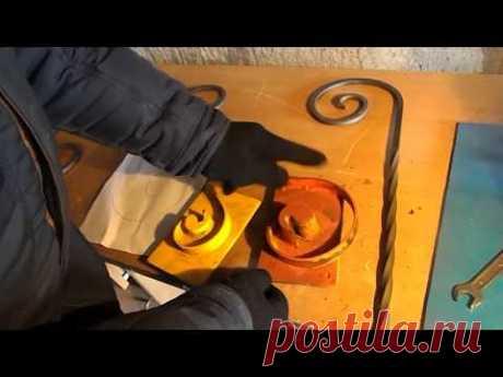 Как сделать кондуктор или улитка