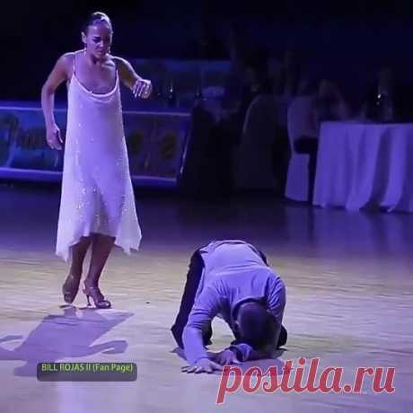 Танец слепого юноши