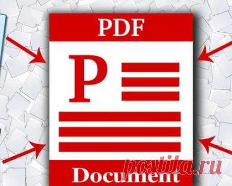 How to keep the document from a text editor in the PDF format?
