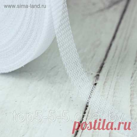 Лента для швов, 10мм, 50±1м, цвет белый, цена 3,23 руб., купить в Минске — Deal.by (ID#88237785)