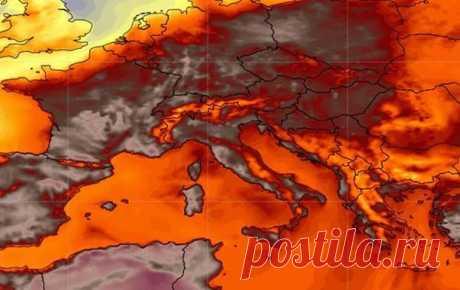 Ученые прогнозируют смертельную жару по всему миру - Korrespondent.net