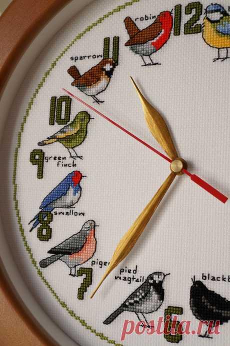 10 оригинальных идей для оформления вышивки!