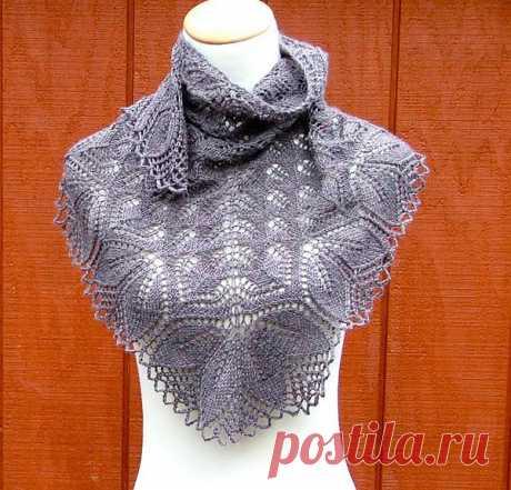 Шаль «Харуни»| Шали, палантины и шарфы