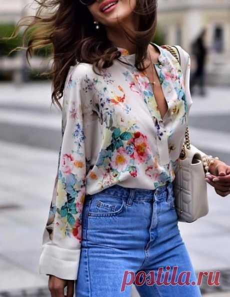 Стильные блузы на любой вкус — Модно / Nemodno