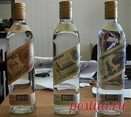 (+1) тема - Виды водки и напитки на нее похожие   Культура пития