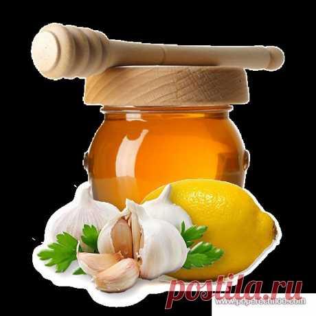 Чесночный мед 2 рецепта -  Этот рецепт понравится даже противникам чеснока,   вкус которого очень сильно меняется после приготовления этого меда и никакого чесночного запаха не будет!  Мази Бальзамы Лечебные - Мензурка