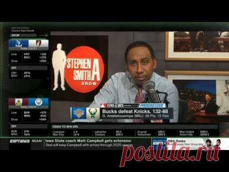 """ESPN on FIRST TAKE 