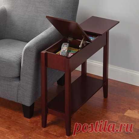 Мебель для гостиной, которая сэкономит пространство | Журнал Ярмарки Мастеров