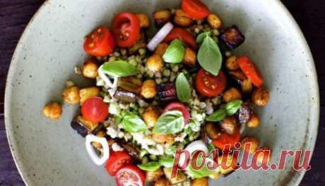 Блюда, которые готовятся с гречкой!