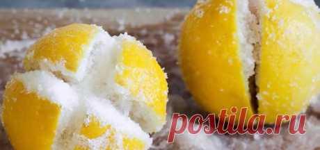 О пользе лимона возле кровати