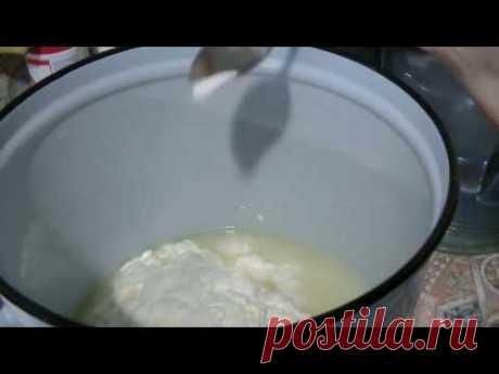 Варим сыр ламбер без использования закваски