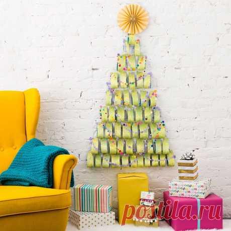 Новогодний декор: создаем сказочную атмосферу дома своими руками