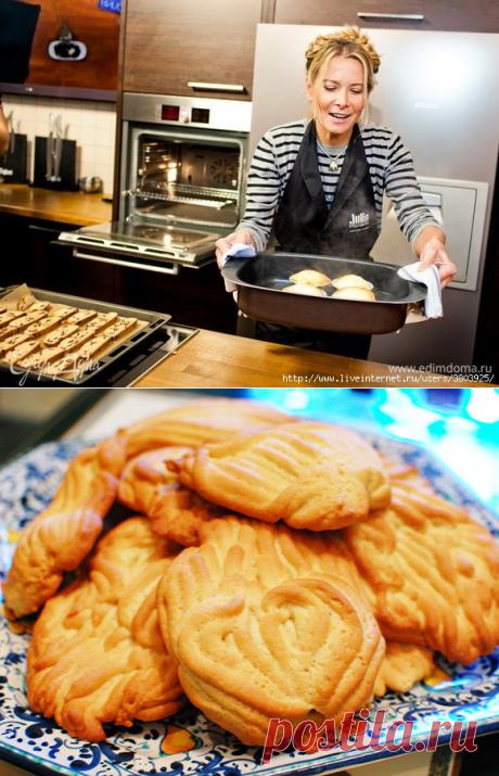 Печенье от Юлии Высоцкой: 10 рецептов на любой вкус — Вкусно!
