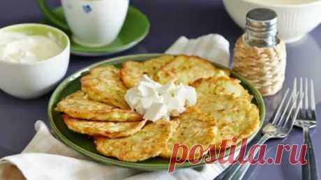Сырные оладьи — завтрак на скорую руку. Проще простого! - Скатерть-Самобранка - медиаплатформа МирТесен