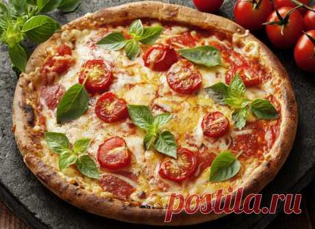 "Пицца ""Маргарита"" от известного шеф-повара: простой рецепт - tochka.net"