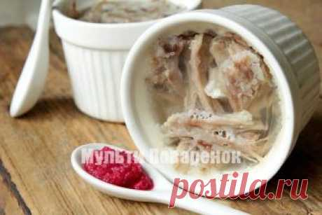 Jelly in the crock-pot Polaris | the Multiscullion