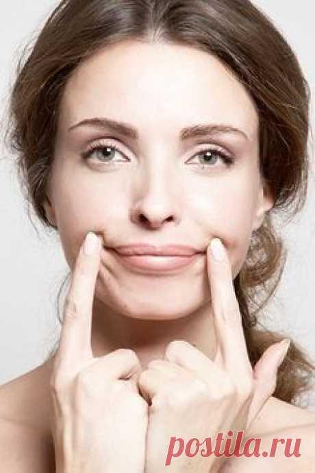 (169) Чтобы лицо «не сползло»: гимнастика для красоты и молодости лица | Parents.ru | здоровье